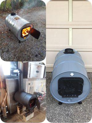 Woodstove - 55 Gallon for Sale in Detroit, MI