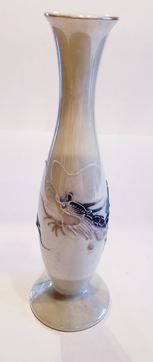 Dragonware Irridescent Bud Vase for Sale in Surprise, AZ
