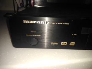 Marantz DVD player for Sale in Bradenton, FL