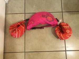 aqua Puddle Jumper Child Life Jacket for Sale in Las Vegas, NV