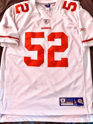 WILLIS #52 REEBOK ONFIELD JERSEY for Sale in Pacifica, CA