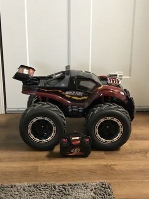 Battery Operated Remote Control Truck for Sale in Johnston, IA
