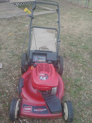 Toro gts 6.5 hp lawnmower for Sale in Washington, DC