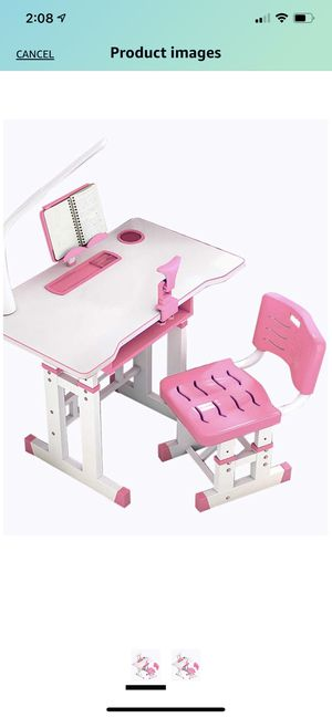 Still in need of a kids desk? I have a Pink childrens desk available for Sale in Pittsburgh, PA