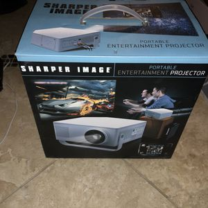 Sharper Image Portable Entertainment Projector NIB for Sale in Redwood City, CA