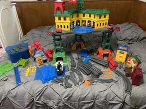 Thomas & Friends trackmaster superstation and more! for Sale in Portland, OR
