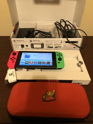 Hacked Nintendo Switch for Sale in Roanoke, TX