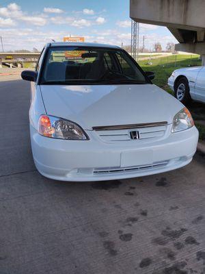 Honda Civic 2001 nítido listo para el jale for Sale in Dallas, TX