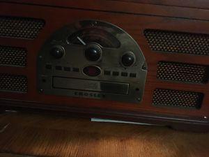 Crosley cd radio record player combo for Sale in Marysville, WA