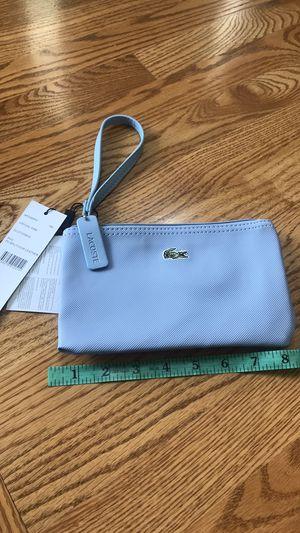 Lacoste pouch wallet for Sale in Laurel, MD