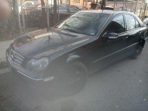 2003 Mercedes-Benz black on black for Sale in Washington, DC