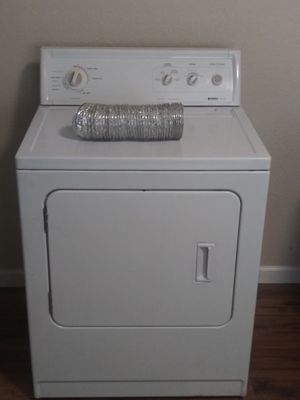 GUARANTEE ONE YEAR KENMORE HEAVY-DUTY SUPER CAPACITY PLUS DRYER 7 CYCLES 4 FABRIC TEMPERATURE END OF CYCLE SIGNAL OPTIONS for Sale in Fort Worth, TX