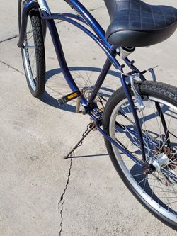7 SPEED BEACH CRUISER 26.NEW BRAKE SYSTEM...AVAILABLE for Sale in Santa Ana,  CA