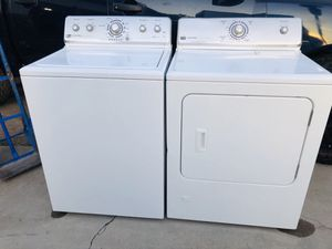 Washer and dryer for Sale in San Bernardino, CA