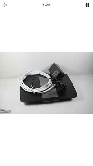 Linksys AC1750 Dual Band Smart WiFi Router EA6500 Easy Setup for Sale in Olympia, WA