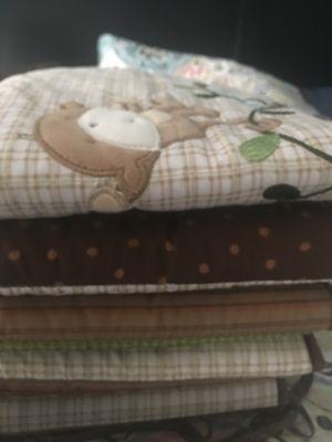 Crib set for boy for Sale in Falls Church, VA