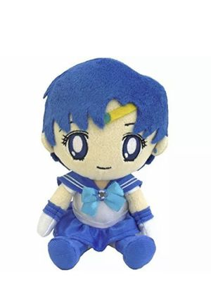"Official Item 11"" plush Sailor Moon 20th Cute Kawaii Plush Doll Sailor Mercury japan new. for Sale in Phillips Ranch, CA"