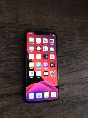 IPhone X 64 GB Unlocked for any carrier AT&T Cricket Sprint Metro T mobile Verizon Telcel GSM Movistar etc for Sale in Riverside, CA