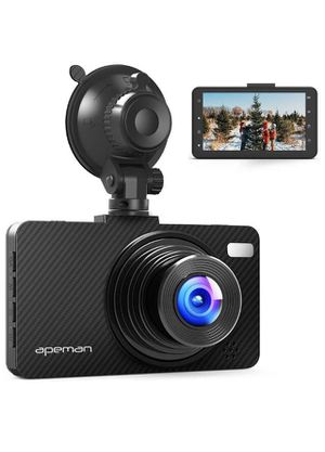 """Dash Cam FHD 1080P Car Camera with 3"""" LCD Screen, 170° Wide Angel, G-Sensor, WDR, Loop Recording, Motion Detection, Night Vision for Sale in Chino, CA"""