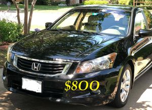 💝💝$8OO For Sale is my 2OO9 Honda Accord Clean tittle! Comfortable fully loaded.💝🔑 for Sale in Virginia Beach, VA
