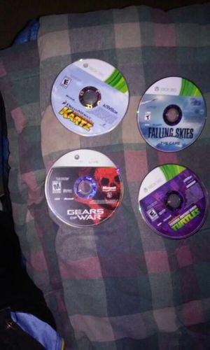 4 xbox 360 games for Sale in Atlanta, GA