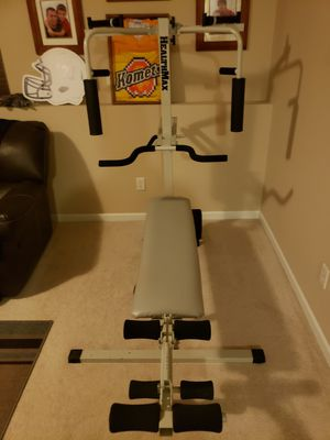 Health max workout hydraulic center for Sale in Richland, MI