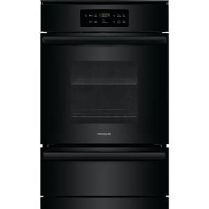 "Black Wall Oven with Broiler (2 years old - works perfectly) - remodeled kitchen - GAS - 24"" wide for Sale in Marshalltown, IA"