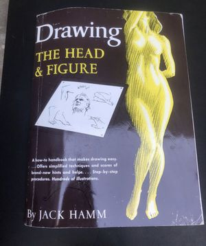 Drawing the Figure Head by Jack Hamm for Sale in Pasadena, CA