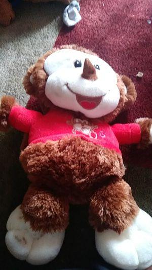 Stuffed monkey for Sale in Las Vegas, NV