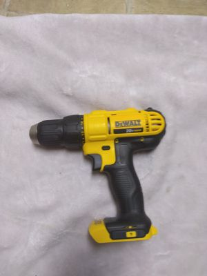 Drill DeWalt 20 volt new for Sale in Charlotte, NC