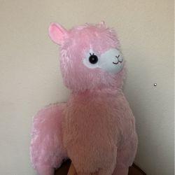 Pink Alpaca Plushie Stuffed Animal for Sale in San Jose,  CA