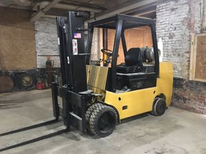 White forklift for Sale in Woonsocket, RI