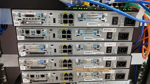 Cisco Routers 1841 for CCNA home lab for Sale in Miami, FL