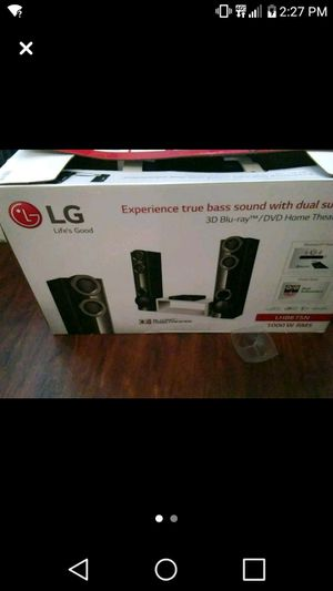LG dvd stereo for Sale in Buffalo, NY