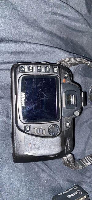 Nikon D80 Camera for Sale in Everett, WA