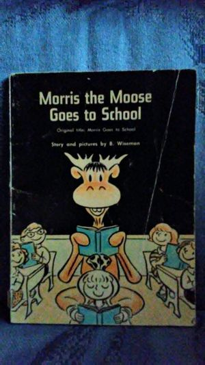 Morris Moose Goes to School for Sale in Glendale, AZ
