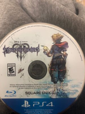 Kingdom hearts 3 for Sale in Denver, CO