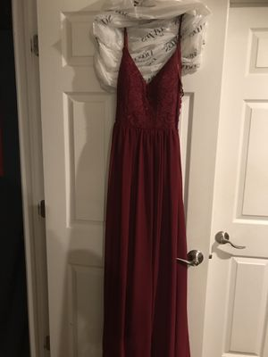 Prom dress never used for Sale in Croydon, PA