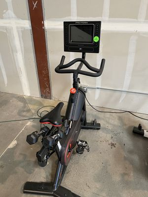 Proform 10.0 Power Spin Bike with Screen and Ifit for Sale in Glendale, AZ