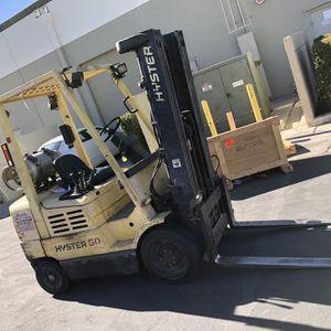Propane Forklift Brand New Tires for Sale in Riverside, CA