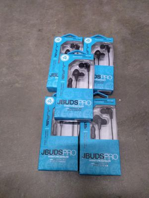Bundle of (5) JLab Audio JBuds Pro for Sale in El Monte, CA
