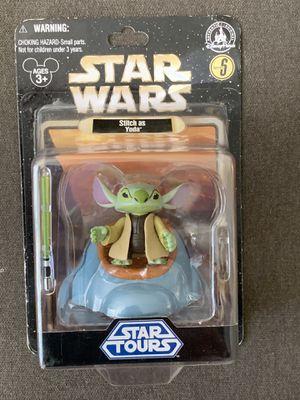 Star Tours Disney World Star Wars Stitch as Yoda for Sale in San Diego, CA
