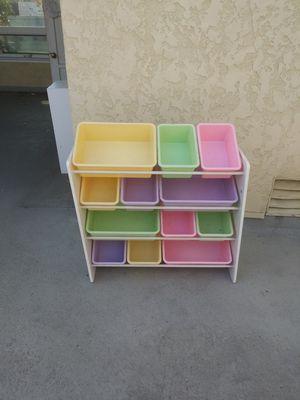 Toy Shelf Organizer for Sale in Long Beach, CA