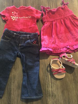 "American Girl and other 18"" Doll Clothes for Sale in El Cajon, CA"