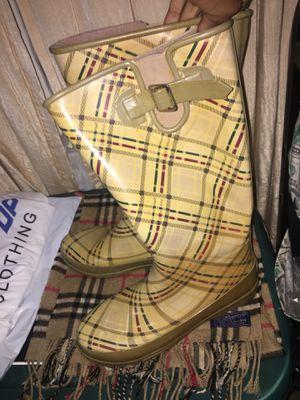 SPERRY RAIN BOOTS for Sale in Alexandria, VA