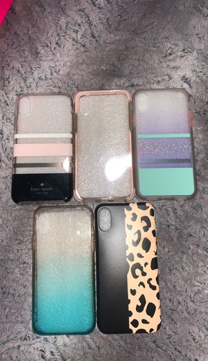 iPhone XS cases for Sale in Riverside, CA