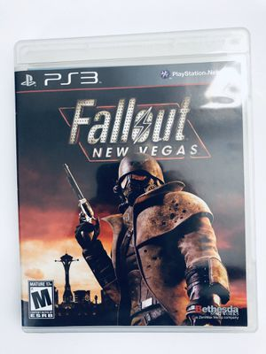 PS3 Video Game Fallout New Vegas Tested for Sale in Fuquay-Varina, NC