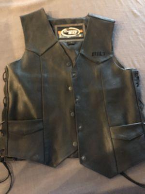 Ladies M motorcycle vest for Sale in Sun City, AZ