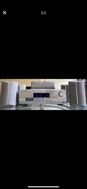 Surround Sound System w/ Subwoofer for Sale in Santa Clara, CA