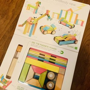 New In Box Tegu mangnetic Blocks Set for Sale in New Port Richey, FL